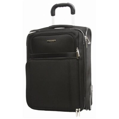 "American Traveler Executive 20"" Rolling Office in Black"