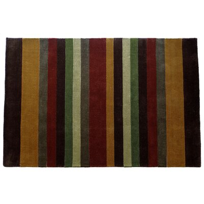 Tailored Spice Multi Stripe Rug
