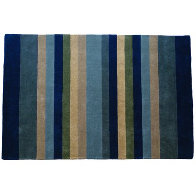 Tailored Horizon Multi Stripe Rug