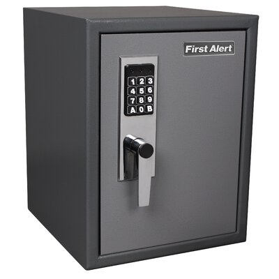 First Alert Insulated Digital Dial Lock Anti-Theft Safe [1.2 CuFt]