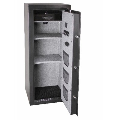 First Alert Executive Dial Lock Gun Safe [10.6 CuFt]