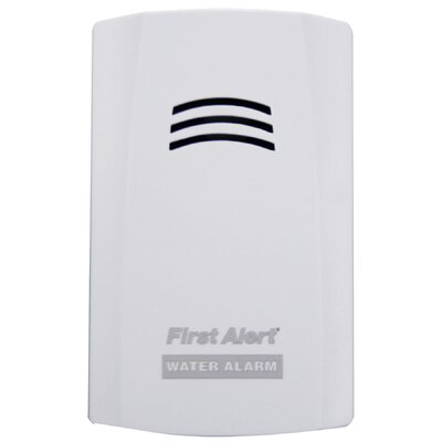 First Alert Battery Operated Water Alarm
