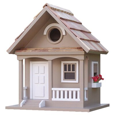 Birds Of A Feather Cottage Birdhouse