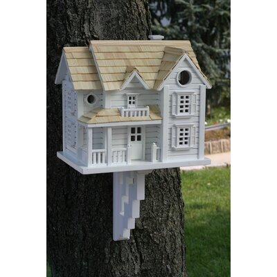 Home Bazaar Classic Series Kingsgate Cottage Birdhouse