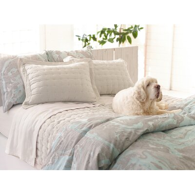 Pine Cone Hill Brussels Quilted Sham