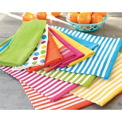 Pine Cone Hill Candy Stripe Placemats