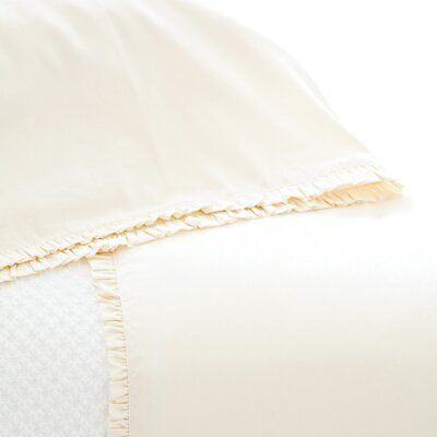 Petite Ruffle 400 Thread Count Sheet Set