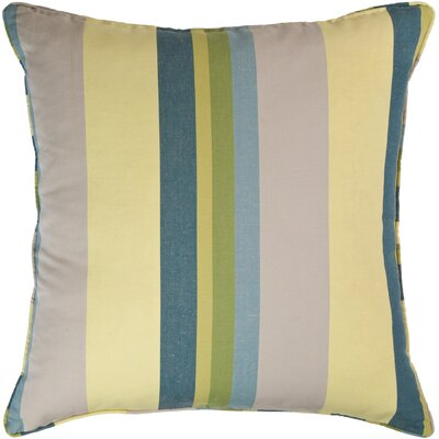 Pine Cone Hill April Stripe Euro Pillow