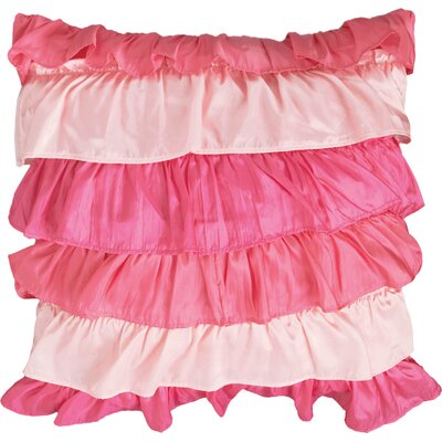Pine Cone Hill Flamenco Decorative Pillow in Pink