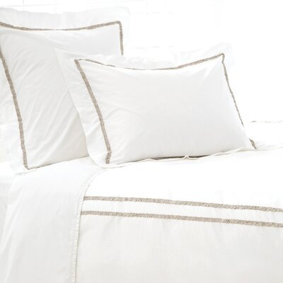 Pine Cone Hill Ruched Duvet Cover Collection