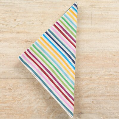 Pine Cone Hill Rainbow Cotton Napkins (Set of 4)