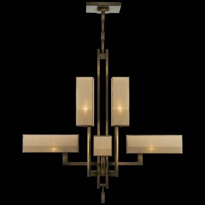 Fine Art Lamps Perspectives 8 Light Chandelier