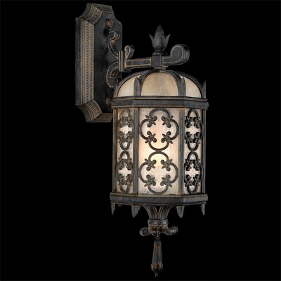 Fine Art Lamps Costa Del Sol Outdoor Wall Lantern