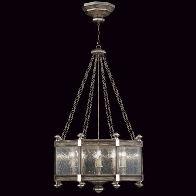 Fine Art Lamps Villa Vista 8 Light Foyer Pendant