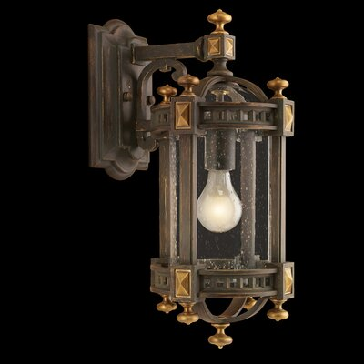 Fine Art Lamps Beekman Place 1 Light Outdoor Wall Lantern
