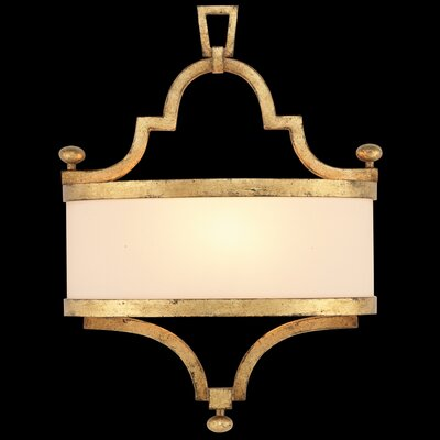 Fine Art Lamps Portobello Road 1 Light Wall Sconce