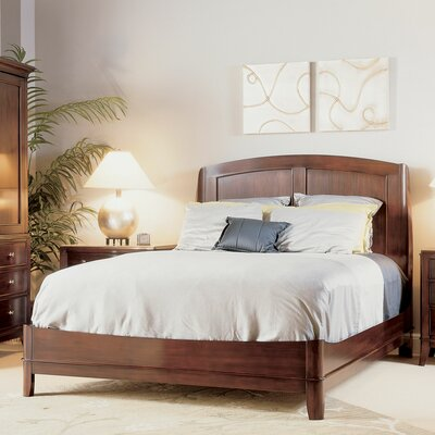 Cresent Furniture Moderne Panel Bed