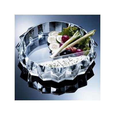 William Bounds Grainware Tiara Chip and Dip