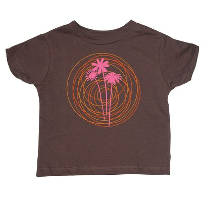Redsnapper Iconic Flowers Toddler Tee