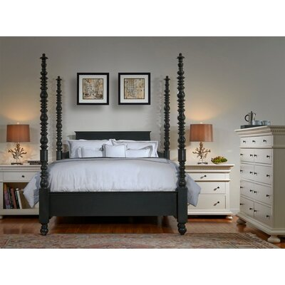soraya four poster bedroom collection wayfair