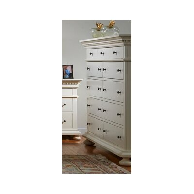 Soraya 11 Drawer Dresser