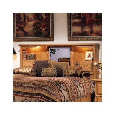 Bebe Furniture Country Heirloom Storage Panel Bed