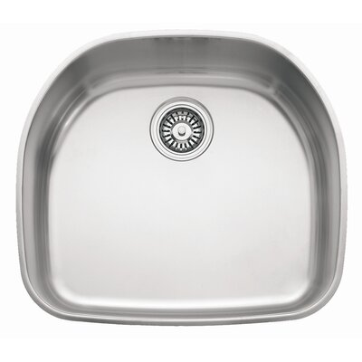 "Franke Prestige 22.25"" x 19.88"" Classic Undermount Kitchen Sink"