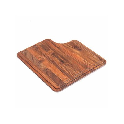 Franke Pro-Series Solid Wood Cutting Board in Teak