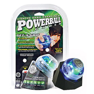 DFX Powerball Gamer w/ Power Starter
