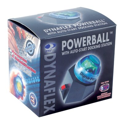 DFX Docking Station with Amber Power Ball Strengthening System