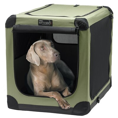 "Noz2Noz 36"" Green Pet Model N2 Sof-Krate"
