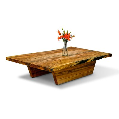 David Stine Woodworking Maple Coffee Table