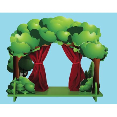 Maxim Enterprise Inc. Interchangeable Puppet Theater