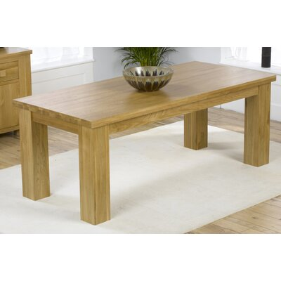 Mark Harris Furniture Barcelona Solid Oak Dining Table