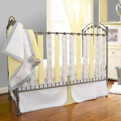 Go Mama Go Wonder Bumpers Modern Nature Bumper and Crib set
