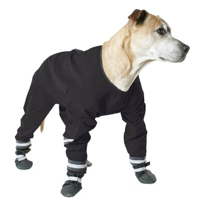 Dog snowsuit with feet dog breeds picture