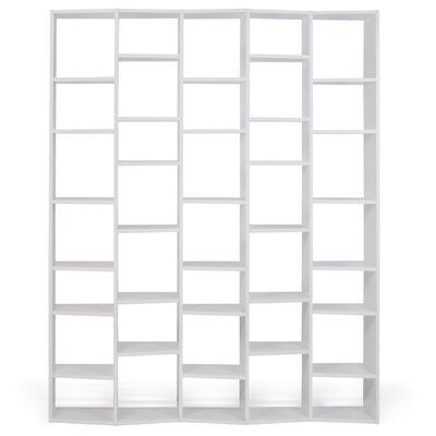 "Tema Valsa Composition 2012-004 88"" Bookcase"