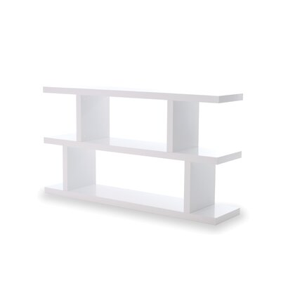 Tema Step Low Shelving Unit
