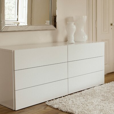 Aurora 6 Drawer Chest