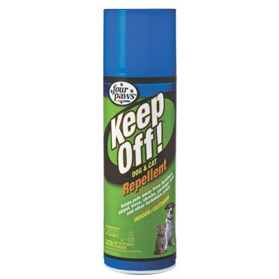 Four Paws Pet Keep Off Indoor / Outdoor Repellent - 10 oz.