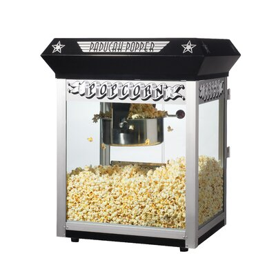 Paducah 8 Ounce Bar Style Antique Popcorn Machine