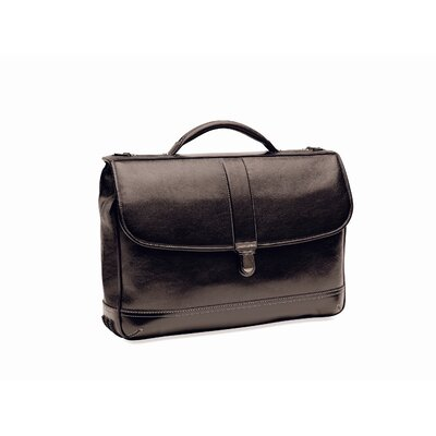 Dividends Slimline Flap Briefcase