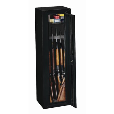 Stack-On 10 Gun Key Lock Security Cabinet