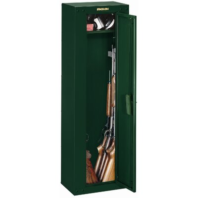 Stack-On 8 - Gun Ready-to-Assemble Key Lock Gun Safe