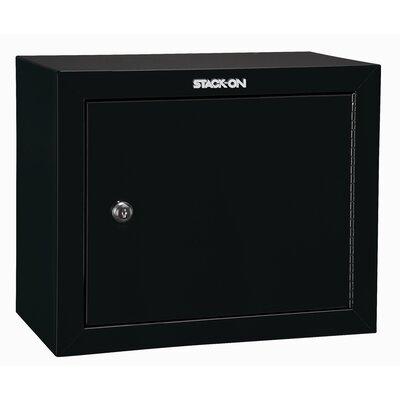 Stack-On Steel Key Lock Pistol Security Cabinet