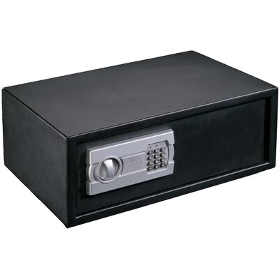 Stack-On Extra Wide Safe with Electronic Lock