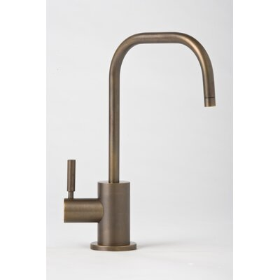 Waterstone Fulton One Handle Single Hole Hot Water Dispenser Faucet with Lever Handle