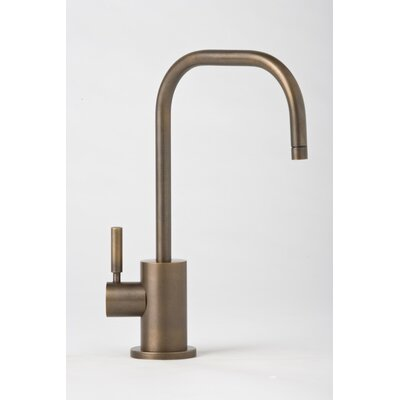 Waterstone Fulton One Handle Single Hole Cold Water Dispenser Faucet with Lever Handle