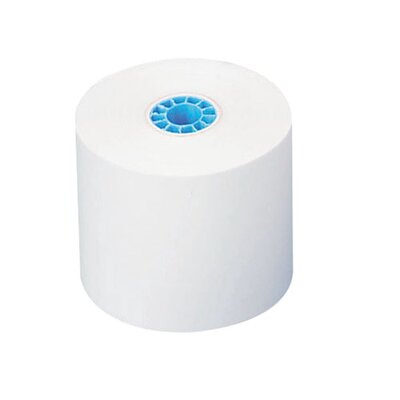"Sparco Products Adding Machine Rolls, 2-1/4""x150', 3/PK, White"