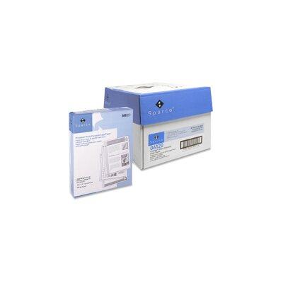 "Sparco Products Copy Paper, 92 Brightness, 20 Lb, 8-1/2""x11"", 10 Reams/Carton, White"
